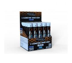 Carnipure ® CARNITINE 3000 SHOT - (25ml x 20adet) Portakal & Limon
